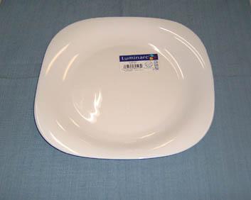 Luminarc Carine Dinner Plate & Restaurant Supplies Chip-Resistant Dinnerware Glassware Cookware ...